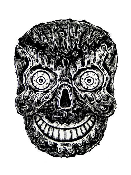 de cráneo bill flick