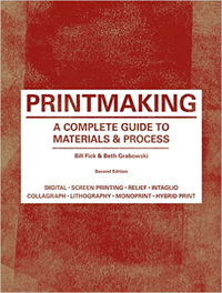 Printmaking book cover 200