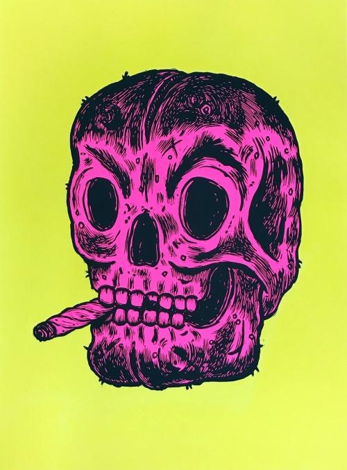Pink Skull Good